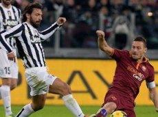 «Рома» и «Ювентус» сыграют в открытый футбол
