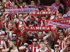«Альмерия» сумела забить всего один мяч в пяти последних домашних встречах