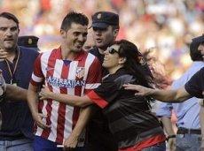 Давид Вилья забил пять голов в 10 противостояниях с «Барселоной»