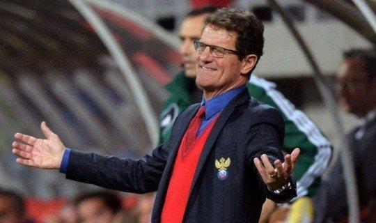 Фабио Капелло попросил завершить чемпионат России 11 мая