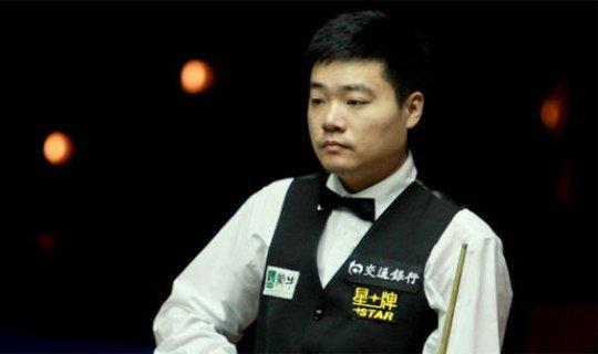 Дин Джуньху выйдет в финал, если все пойдет по самому вероятному сценарию