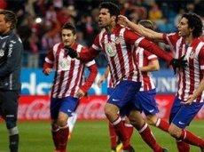 «Атлетико» одолеет «Валенсию»