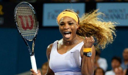 Серена Уильямс - главный фаворит Australian Open