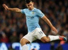 Агуэро забил три мяча против «Стока» в двух противостояниях его команды с «гончарами» на «Этихад»