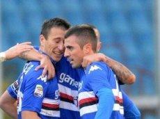 «Сампдория» справится с «Миланом»