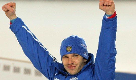Устюгов был лучшим из россиян в гонке преследования