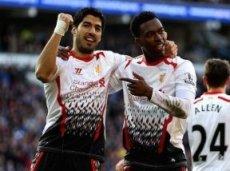 В 30 матчах лиги «Ливерпуль» забил 48 голов до перерыва