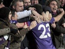Только три из последних 14 голов «Фиорентины» были забиты нападающими