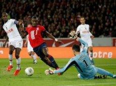 «Монако» выиграет у «Лилля»