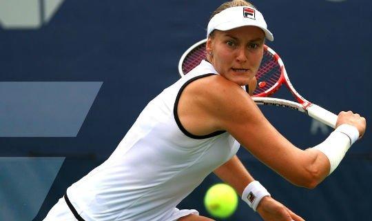 Петрова может выйти во второй круг турнира в Майами
