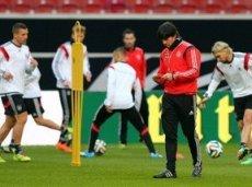 Германия и Чили сыграют результативно