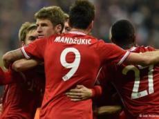 «Бавария» доходила до полуфинала четырежды в пяти сезонах ЛЧ