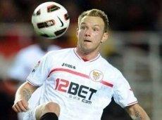 «Севилья» выиграла в четырех из последних шести выездных матчей в Лиге Европы