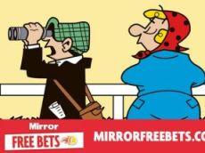 В Daily Mirror решили заработать на любви своих читателей к скачкам