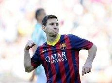 Месси забил 19 голов в предыдущих 20 встречах ЛЧ на выезде