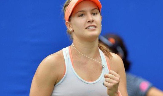 Анастасия Мыскина считает, что Эжени Бушар обыграет Елену Янкович в Чарльстоне