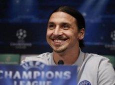 Ибрагимович забил 10 голов в семи матчах за «ПСЖ» в нынешнем розыгрыше ЛЧ