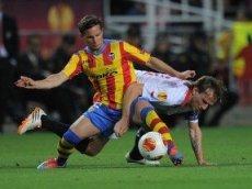 Матч «Валенсия» может и не выиграть, но первый тайм должна