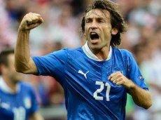 Андреа Пирло видит сборную Италии в статусе победителя ЧМ-2014