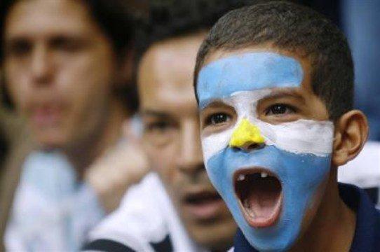 Аргентинцы сильны не только атакой