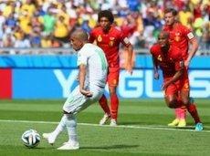 Единственный гол Алжира на ЧМ-2014 забил Фегули с пенальти