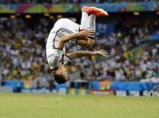 Клозе сравнялся с Роналдо по числу голов на чемпионатах мира