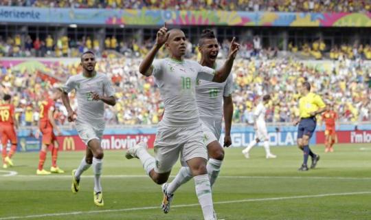 Алжир и Южная Корея не впечатлили в атаке