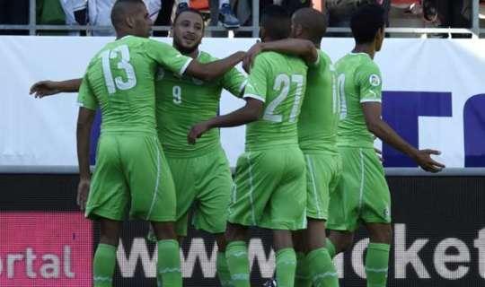 Алжирцы имеют больше шансов на победу