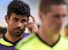Диего Коста может открыть счет свои голам за сборную в официальных матчах