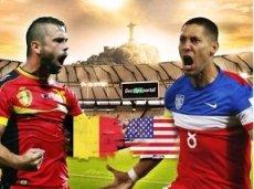 Бельгия фаворит в матче с США