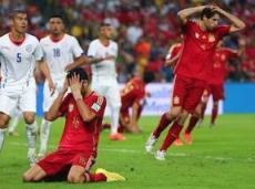 Шанс сборной Испании на реабилитацию