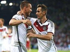 От Германии ждут очередную крупную победу