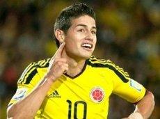 Колумбия победит Уругвай