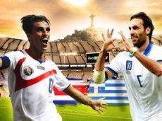 Коста-Рика постарается развить успех в игре с Грецией