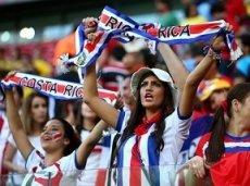 Коста-Рика в серии пенальти вышла в четвертьфинал ЧМ-2014