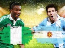 Нигерия постарается не проиграть Аргентине