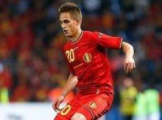 Янузай выйдет в стартовом составе сборной Бельгии на матч с Южной Кореей