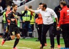 Бельгийцы забивали в последние 15 минут в двух последних матчах