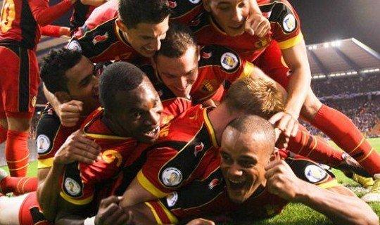 Бельгия - теневой фаворит чемпионата мира