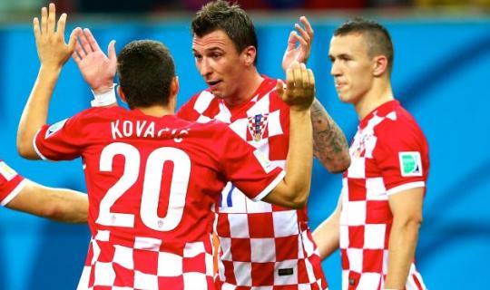 Хорватия может отнять место у Мексики
