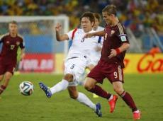 Победа Южной Кореи над Алжиром позволит команде рассчитывать на выход из группы