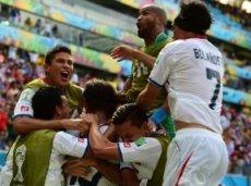 Коста-Рика ничем не уступила фаворитам и заслуженно вышла из группы