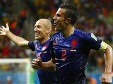 Голландцы продолжают двигаться вперед