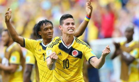 Колумбия не допустит осечки с Японией