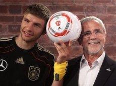 Знаменитые Мюллеры сборной Германии