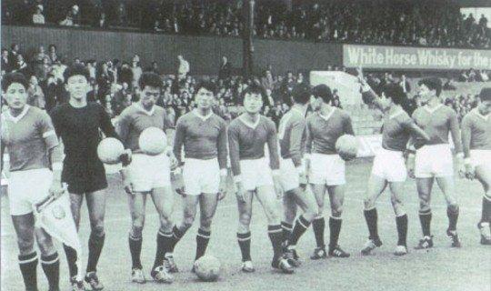 В 1966-м Северная Корея стала первой азиатской страной, вышедшей в плей-офф ЧМ