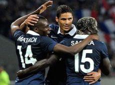 Букмекеры не верят в голы сборной Франции