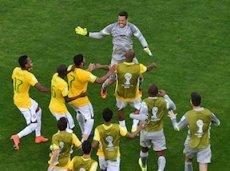 Бразильцы вырвали победу у сборной Чили