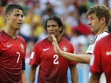 Немцы разгромили Роналду и КО
