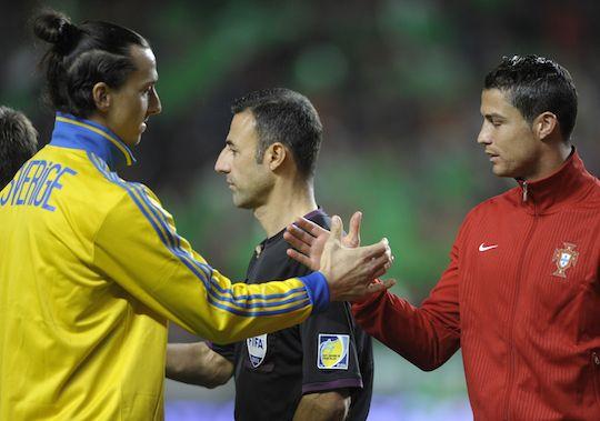 Златан еще не знает, что не поедет в Бразилию.